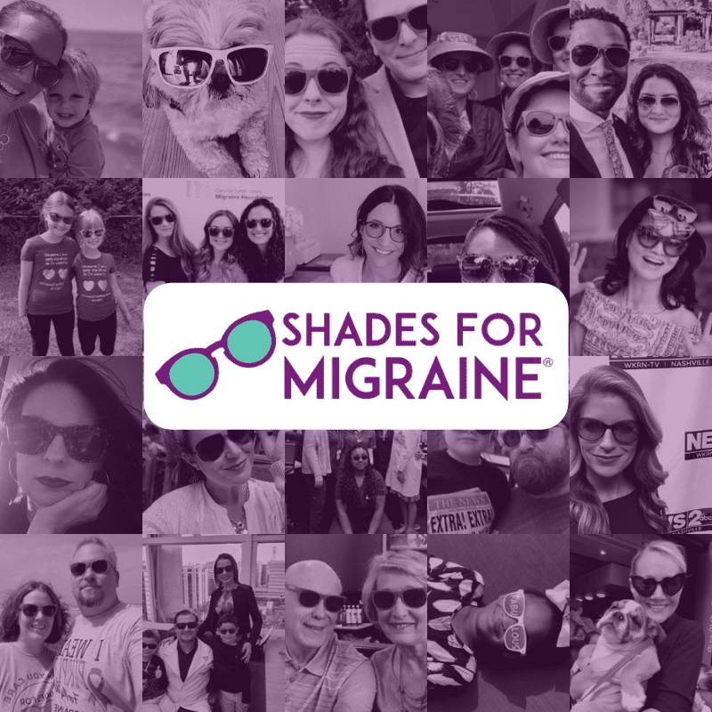 shades for migraine image